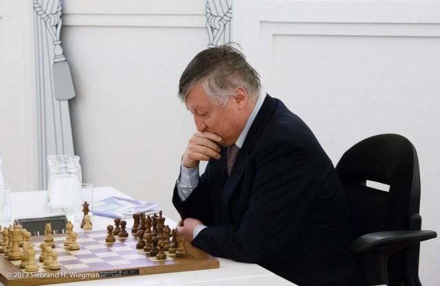 Karpov Timman schaken-3974