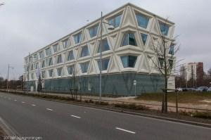 nederland 2013, corpus den hoorn, lab infectieziekten, van swietenlaan