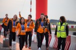 Aankomst sporters Eelde-6063