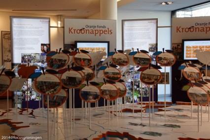 centrum-gedempte zuiderdiep-tentoonstelling kroonappels-1