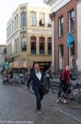 nederland 2014, groningen, centrum, the passion, vismarkt