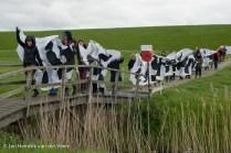 Bierum Protest GroenFront!-