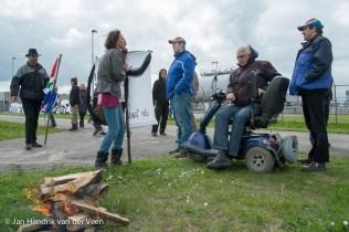 Bierum Protest GroenFront!-11