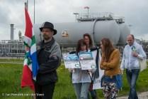 Bierum Protest GroenFront!-14
