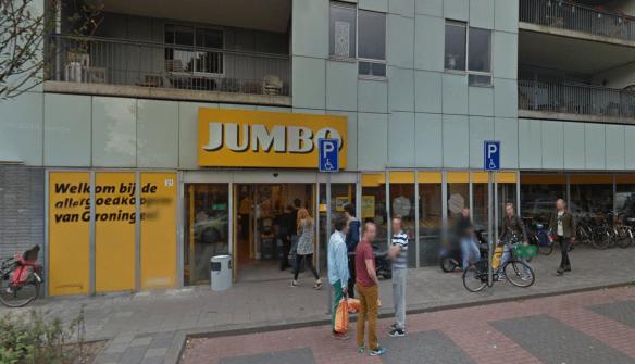 Jumbo Wilhelminakade