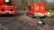 Aanrijding met brandweerauto--2