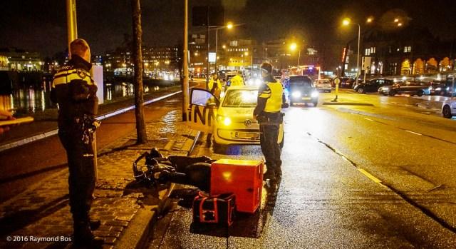 scooterrijder gewond--2