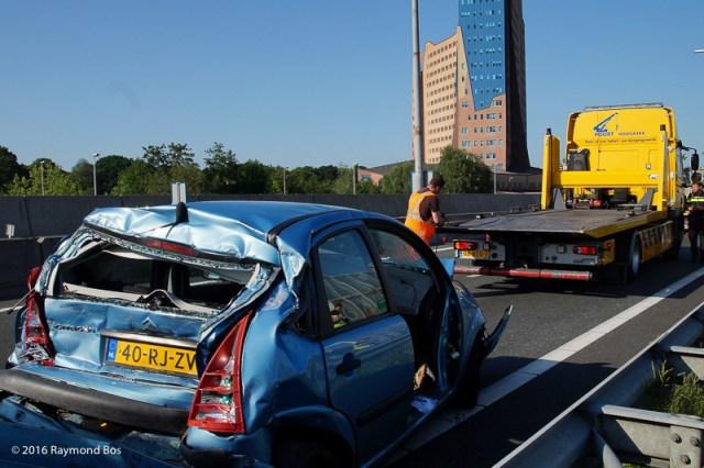 ongeval met vrachtwagen-4