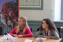 Raad van Kinderen Groningen en prinses Laurentien-7