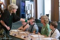 Raad van Kinderen Groningen en prinses Laurentien-9
