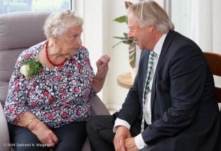 Oma Corry 100 jaar-5598