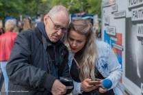 Met OogTV op Noorderzon-2019