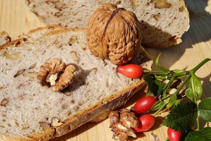 Heerlijk notenbrood