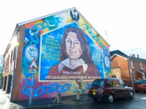 Sinn Fein Mural