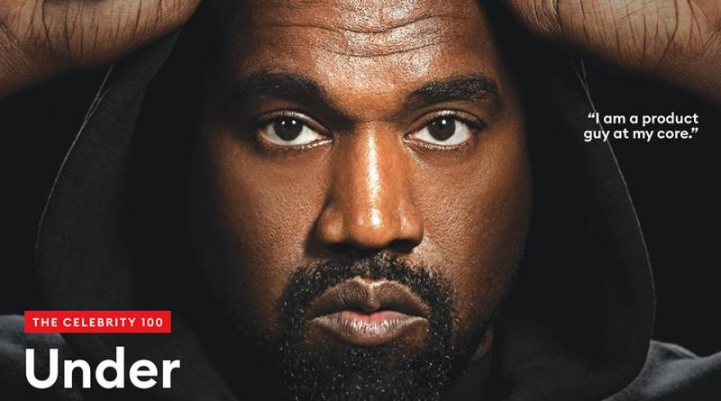 Kanye West and Forbes disagrees on figures