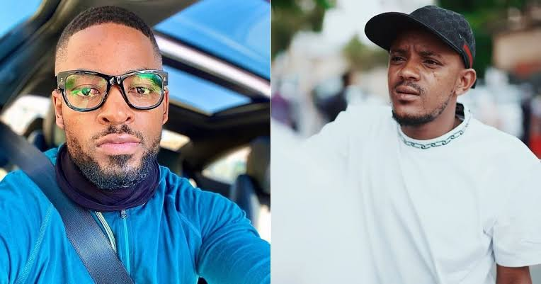 Prince Kaybee throws Shades That Caught DJ Maphorisa On Kabaza De Small.