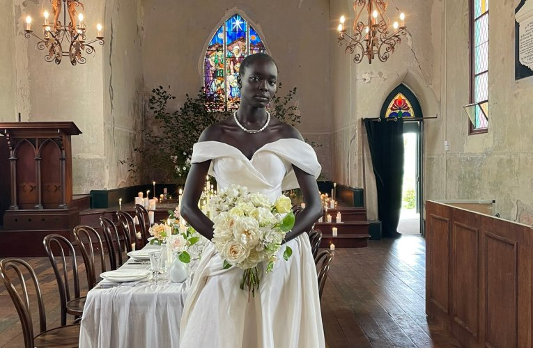 South Sudan Feminist quits, marries herself because she's sick of men.