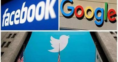 Facebook, Google and Twitter have privately warned the Hong Kong govt