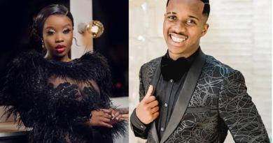 Andile Mpisane's baby mama Sithelo Shozi shares video of her birth process