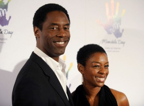Isaiah Washington's Wife Slapped her Hair Stylist?