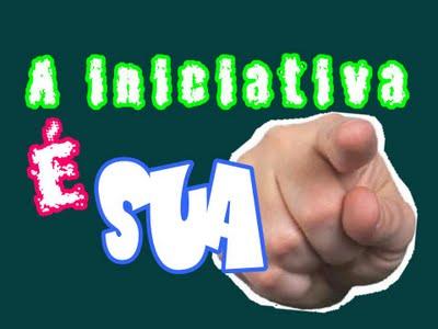 iniciativa-é-sua