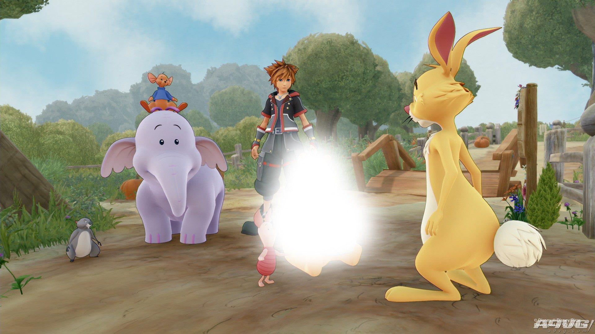 a9efcabf6ac875dd294938394d507612 1920x1080 - Ursinho Pooh é censurado em versões chinesas de Kingdom Hearts III