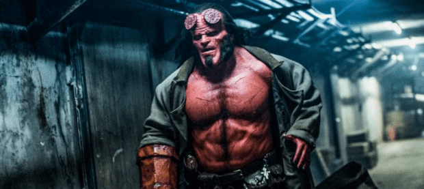 Novo Hellboy David Harboyr