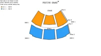Lee Kwang Soo Singapore fan meeting seating plan