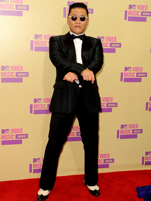 Psy: bringing Gangnam Style to Hollywood