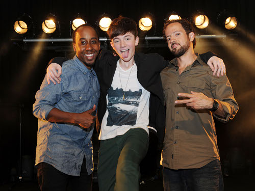 MTV Sessions with Greyson Chance © MTV AsiaLee Lay Na