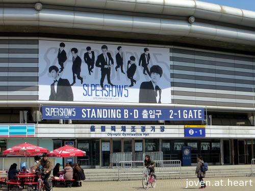 Super Show 5 in Seoul