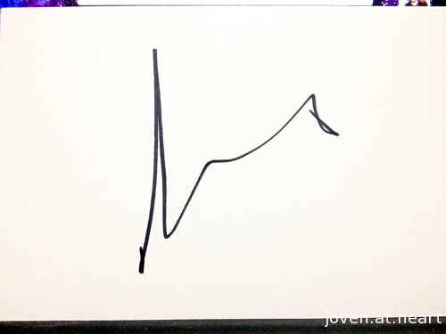 Adam's autograph