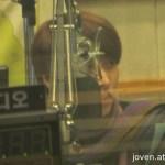 Sungmin in the open studio