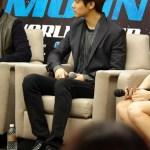 CN Blue World Tour: Blue Moon Singapore Press Conference -- Minhyuk