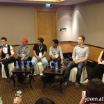 YouTube Fan Fest Day 2 press conference