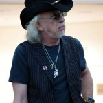 Brad Whitford of Aerosmith at the Social Star Awards 2013 press conference