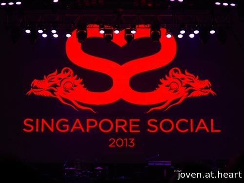 Singapore Social Concerts 2013