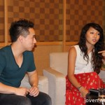 Jason Chen and Clara C in Singapore 2013