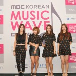 Miss A at MBC Korean Music Wave Singapore concert Press Conference