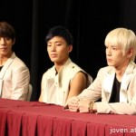 B.A.P. Live on Earth Singapore Press Conference 2013