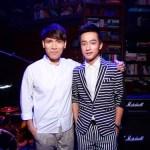 Aska Yang with MTV China VJ Yang Yang @ MTV Sessions Shanghai (Credit - MTV & Leo Zhang)