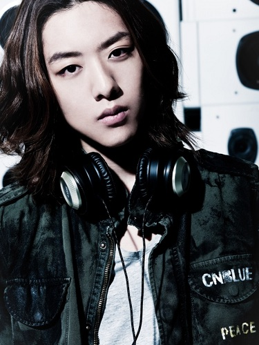 CN Blue Jung Shin