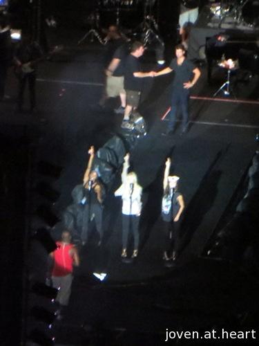 Robin Thicke MTV World Stage 2013 Sound Check