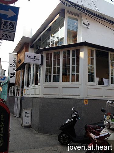 Mouse Rabbit Cafe
