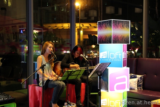 Live at Aloft Hotels: The Light Fantastic