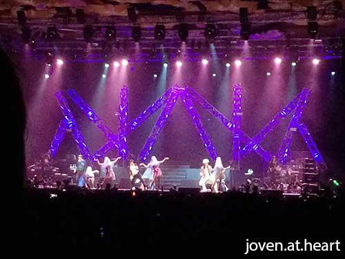 Grasshopper Glamour on Stage Singapore 2014