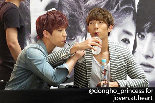 Soohyun & Hoon U-Kiss