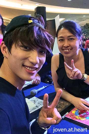 Bigstar fansign @ SM City Manila 2014