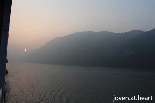 Three Gorges, Yangtze River (长江三峡)