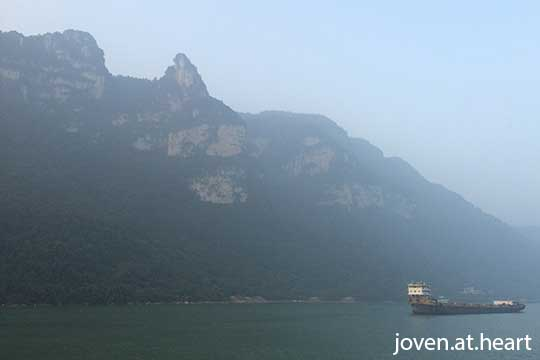 Three Gorges, Yangtze River (长江三峡)